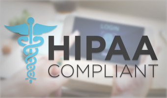 HIPAA compliant text messaging and communication