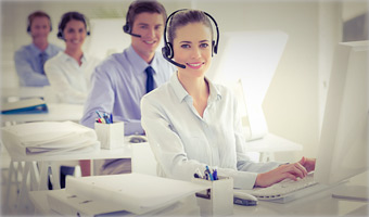 Knowledgeable call center team members
